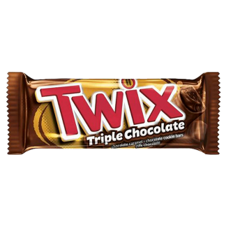 Chocolate Twix Triple Chocolate
