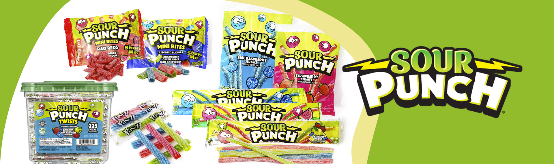 banner sour punch mix