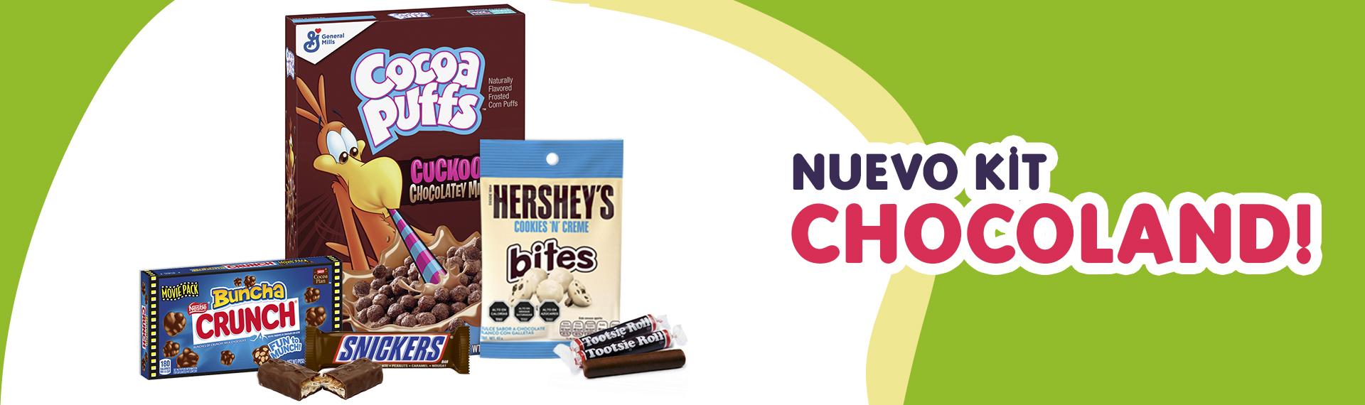 banner kit-chocoland